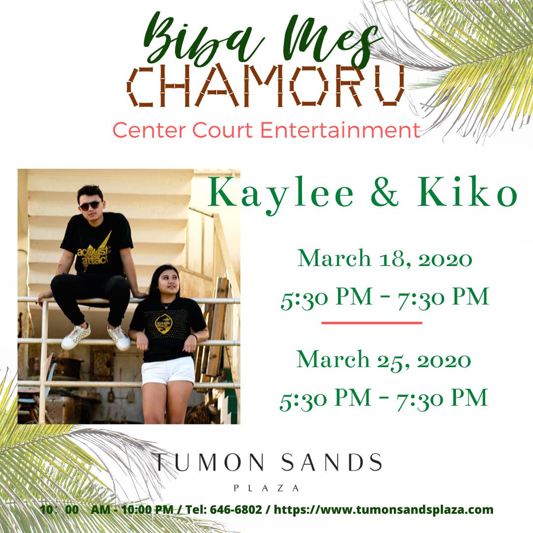 Kaylee and Kiko - AD