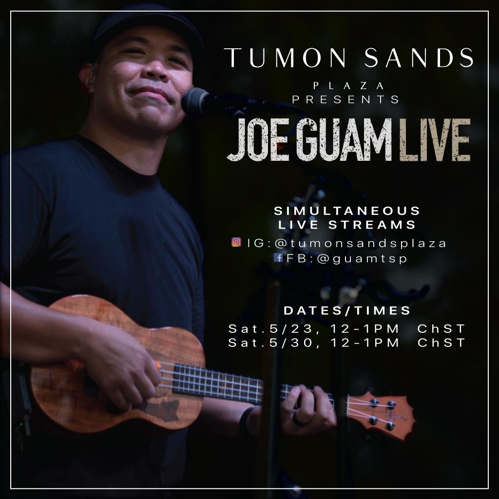 Joe Guam Update